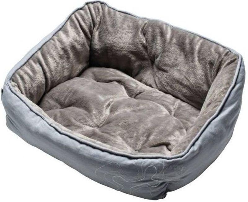 Лежак для собак Rogz  Luna Podz , цвет: серый, 56 x 43 x 29 см - Лежаки, домики, спальные места