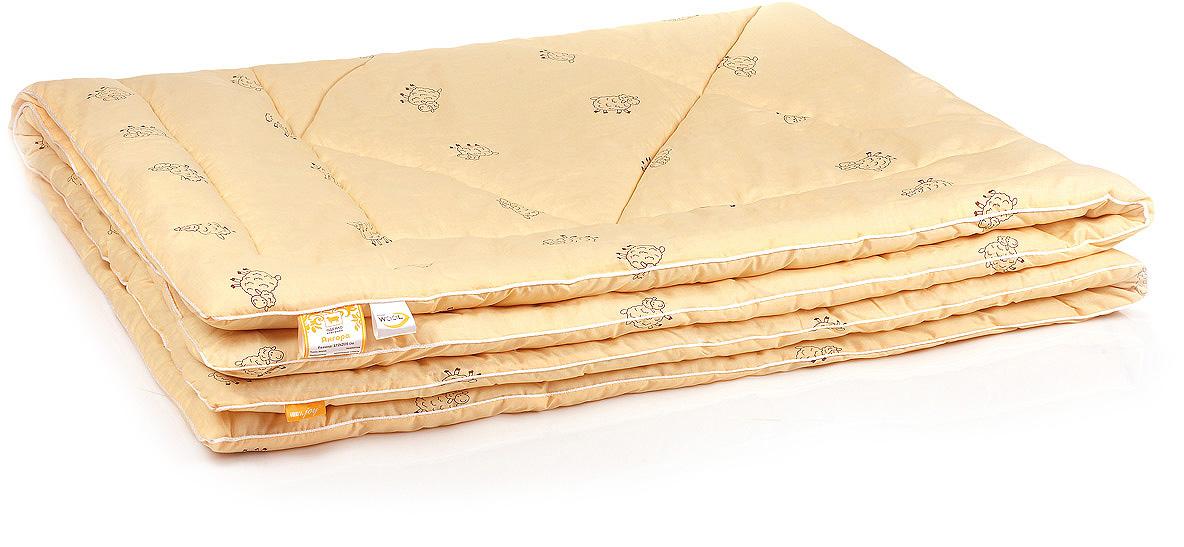 Одеяло Belashoff Ангора, стеганое легкое, цвет: бежевый, 200 х 220 смОШО 4 - 3 ЛДля любителей долговечных натуральных вещей — одеяло Ангора. В качестве наполнителя здесь используется тонкорунная овечья шерсть, известная своими целебными свойствами. Мягкое и нежное на ощупь, это одеяло прекрасно регулирует влажность, предохраняет от переохлаждения и перегрева, создавая все необходимые условия для здорового сна.