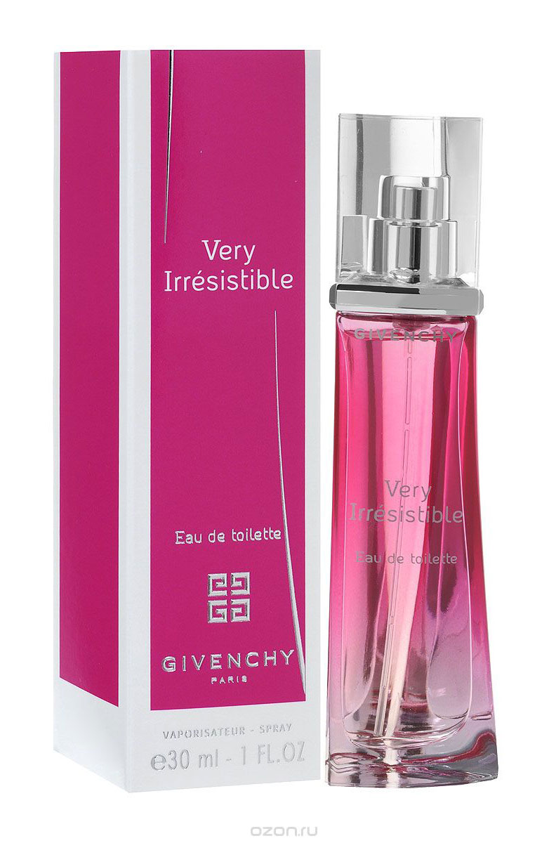 Givenchy Very Irresistible туалетная вода женская, 30 мл givenchy поло