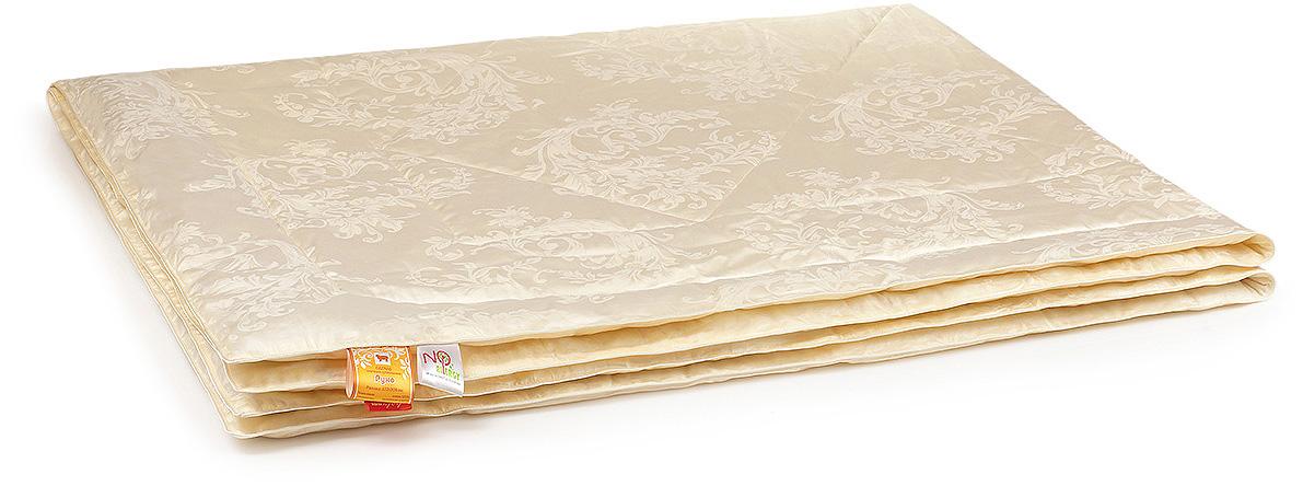 Одеяло Belashoff Руно, стеганое легкое, цвет: бежевый, 140 х 205 смОШОС 3 - 1 ЛДля лучших снов — шерстяное одеяло коллекции Руно в изысканном сатине-жаккарде. Овечья шерсть подарит не только приятные ощущения во время отдыха, но и окажет терапевтическое действие, благодаря целебным свойствам и естественным климатическим качествам. Два варианта степени тепла.