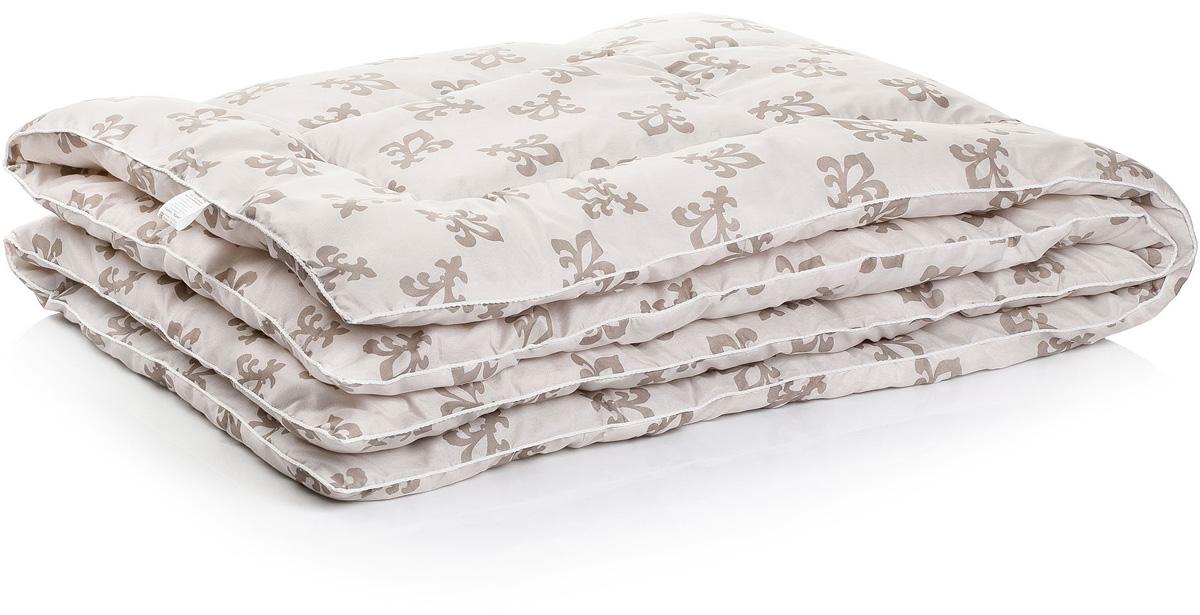 Одеяло Тихий час Идеал, теплое, цвет: бежевый, белый, горичневый, 172 х 205 смТЧХ 1-4ТКоллекция синтетических подушек и одеял Идеал отличает высокое качество изделия при оптимальной цене. Наполнитель синтетических одеял и подушек коллекции Идеал — полое силиконизированное волокно, которое на сегодняшний день является самым популярным и экологически чистым наполнителем.Лёгкие в уходе и гигиеничные, эти изделия привлекают длительной износостойкостью и невысокой ценой. Подушки и одеяла Идеал гипоаллергенны. Изделие легко в уходе, возможна бережная стирка.