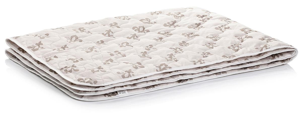 Одеяло Тихий час Идеал, цвет: бежевый, белый, горичневый, 172 х 205 смТЧХ 1-4Коллекция синтетических подушек и одеял Идеал отличает высокое качество изделия при оптимальной цене. Наполнитель синтетических одеял и подушек коллекции Идеал — полое силиконизированное волокно, которое на сегодняшний день является самым популярным и экологически чистым наполнителем.Лёгкие в уходе и гигиеничные, эти изделия привлекают длительной износостойкостью и невысокой ценой. Подушки и одеяла Идеал гипоаллергенны. Изделие легко в уходе, возможна бережная стирка.