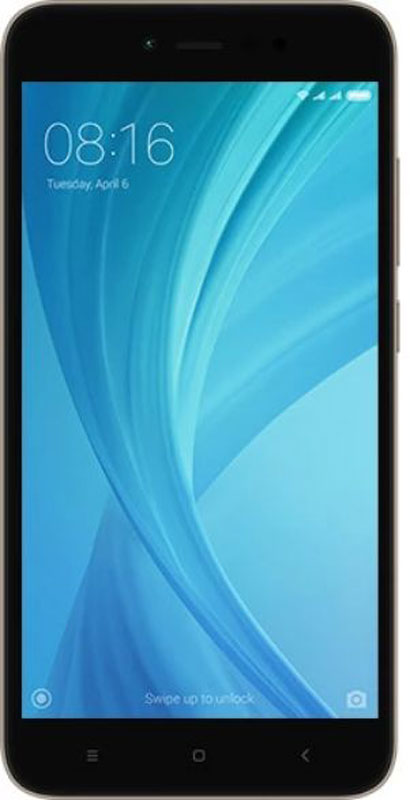 Xiaomi Redmi Note 5A Prime (32GB), Gray - Смартфоны