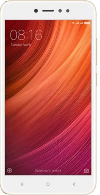 Xiaomi Redmi Note 5A Prime (32GB), Gold - Смартфоны