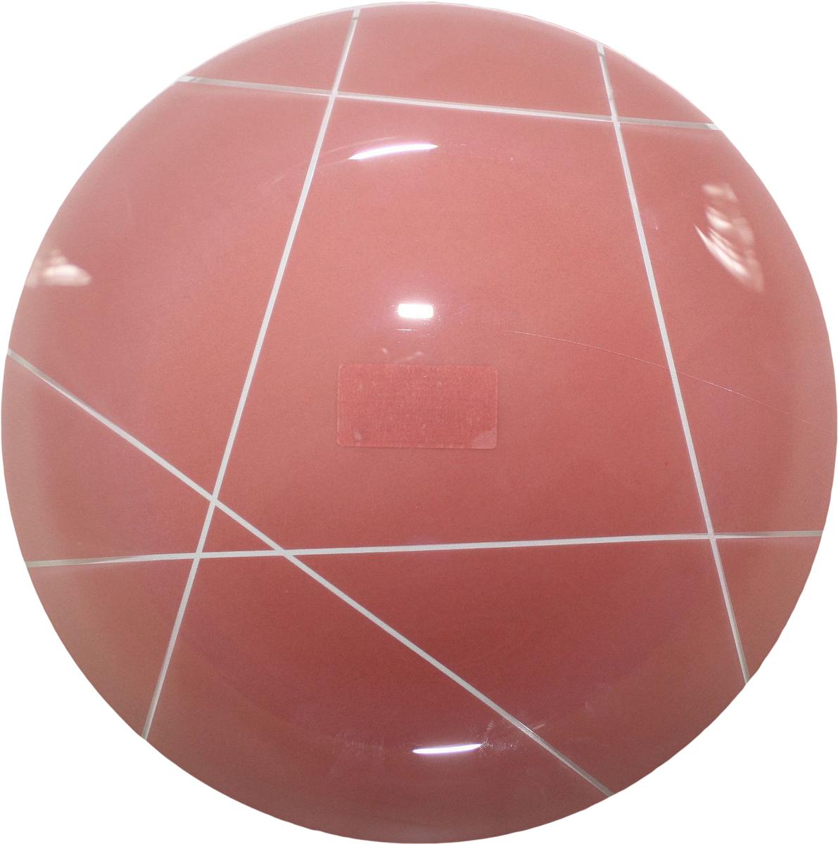 Тарелка NiNaGlass Контур, цвет: красный, диаметр 30 см85-300-002пкТарелка NiNaGlass Конус выполнена из высококачественного стекла и оформлена красивым прозрачным геометрическим принтом. Тарелка идеальна для подачи вторых блюд, а также сервировки закусок, нарезок, салатов, овощей и фруктов. Она отлично подойдет как для повседневных, так и для торжественных случаев. Такая тарелка прекрасно впишется в интерьер вашей кухни и станет достойным дополнением к кухонному инвентарю.