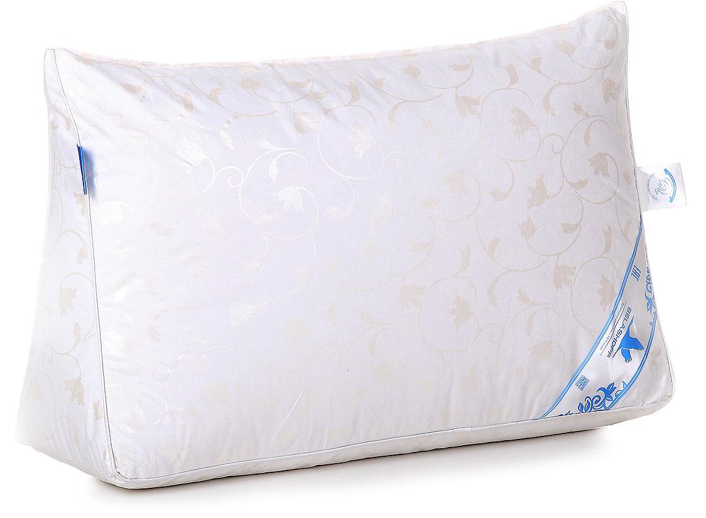 Подушка Belashoff Комфорт, цвет: белый, 37 х 57 х 17 смПП 1 - 2 ТКоллекция Комфорт заинтересует потребителей, располагающих скромным бюджетом и ценящих высокое качество пухового наполнителя, прошедшего тщательную обработку.Одеяло хорошо сохраняет тепло, подушка легко восстанавливает свою форму, а уникальное свойство поглощения и выделения влаги позволяет наслаждаться спокойным безмятежным сном.