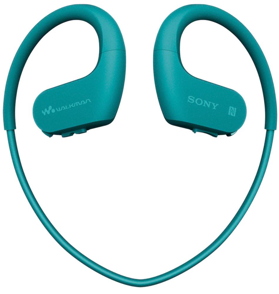 Sony NW-WS623, Blue МР3-плеер