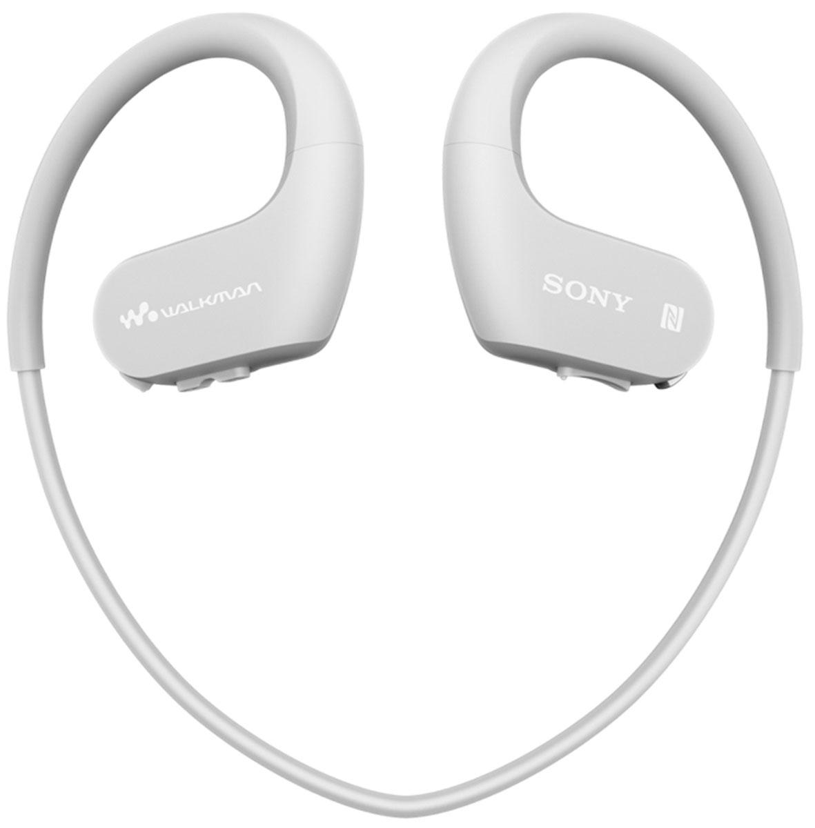 Sony NW-WS623, White МР3-плеер - MP3-плееры и диктофоны