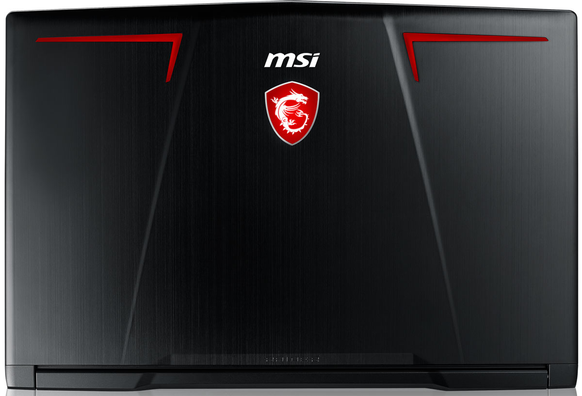 MSI GE63VR 7RF-207RU Raider, Black MSI