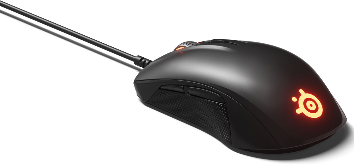 SteelSeries Rival 110, Black игровая мышь62466