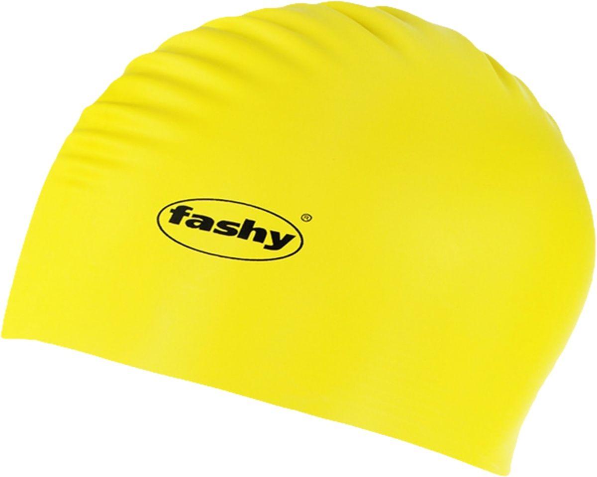 Шапочка для плавания Fashy Latex, цвет: желтыйУТ-00011265Универсальная латексная шапочка для плавания. Подходит для тех, кто не часто ходит в бассейн. Наиболее удобна людям с короткими волосами. Для продолжительного срока службы после каждого использования шапочку следует посыпать тальком, чтобы предотвратить ее склеивание.