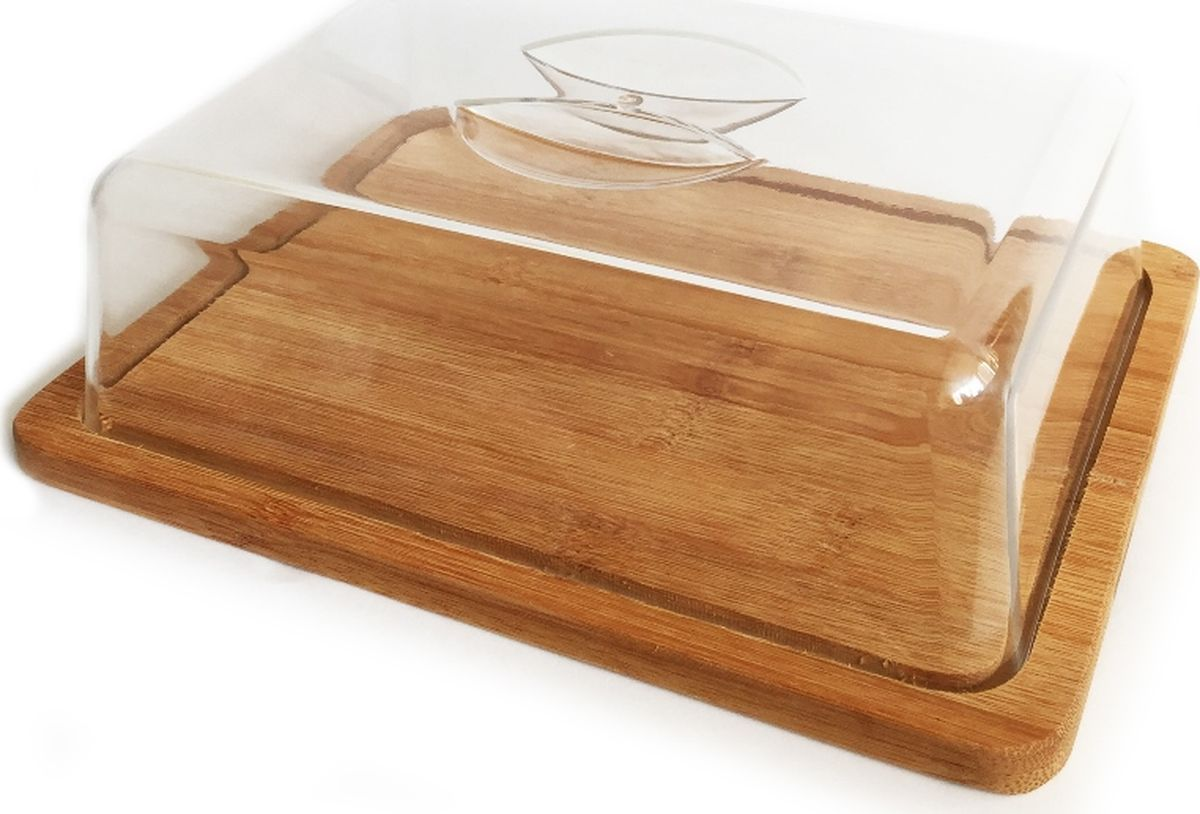 Сырница Dommix, с крышкой. BNB4569BNB4569Сырница Dommix состоит из подноса, изготовленного из бамбука и прозрачной пластиковой крышки. Поднос имеет специальные выемки, благодаря которым крышка легко на него устанавливается. Он может использоваться как для хранения и сервировки сыра, так и для нарезания продуктов. Сырница Dommix станет незаменимым помощником на вашей кухне. Упаковано в коробку.