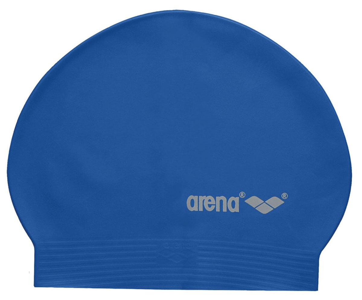 Шапочка для плавания Arena SoftLatex, цвет: голубойУТ-00009544Шапочка для плавания (латексная) Arena Light SoftLatex - легкая шапочка классической формы. Специальный состав изделия обеспечивает превосходную эластичность и комфорт.Латексная шапочка - самый бюджетный вариант. Она подойдет в качестве запасной или для людей, редко посещающих бассейн. Чем короче волосы, тем легче надевается шапочка. Она довольно уязвима и может порваться при резком движении или от острой заколки.Важно: чтобы латексная шапочка не склеилась, после высыхания ее следует обработать талькомХарактеристики:Цвет: royal/silverМатериал: 100% латекс Размер: один