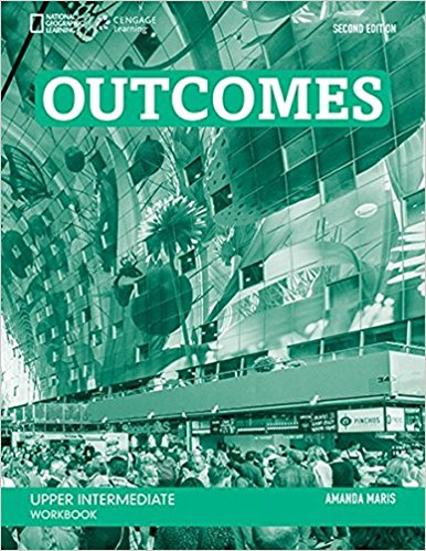 Outcomes Upper Intermediate: Workbook (+ CD) davies paul a falla tim solutions 2nd edition upper intermediate workbook with cd rom