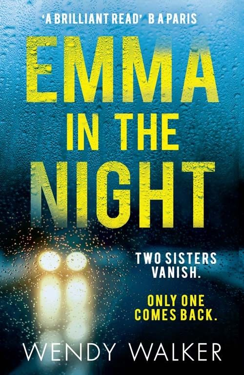 Emma in the Night haslett a imagine me gone