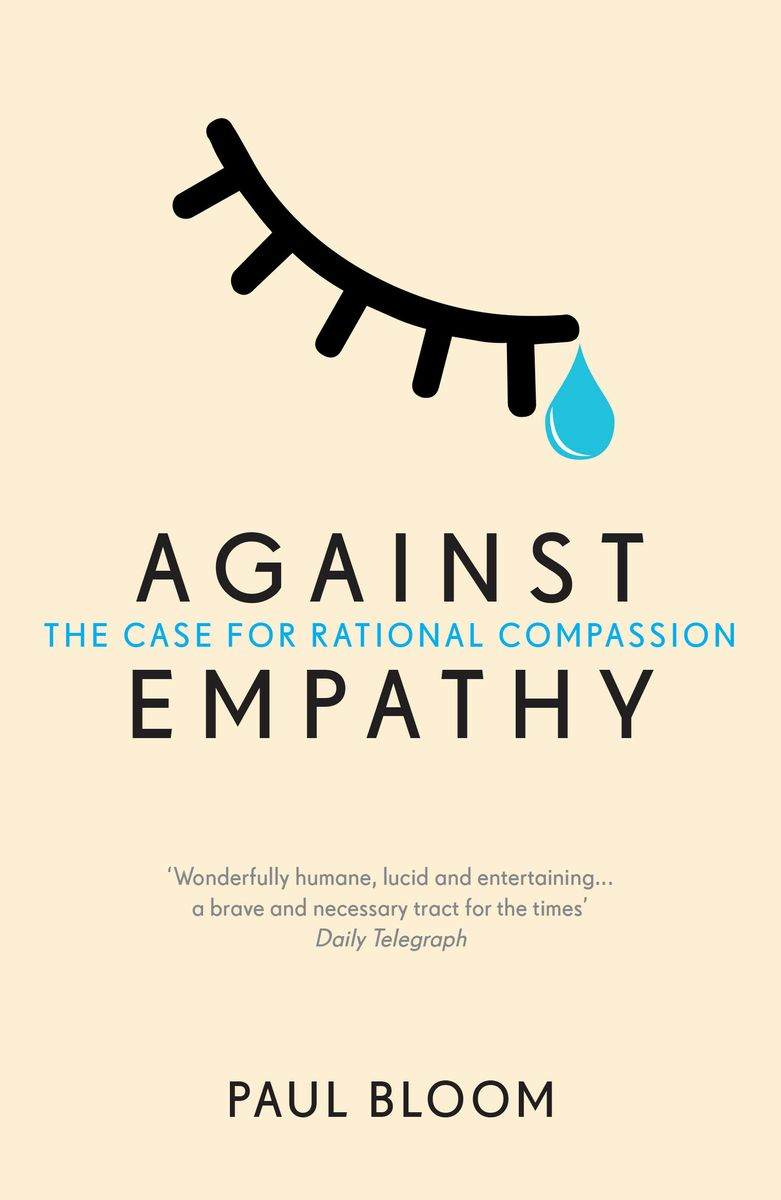 Against Empathy against empathy