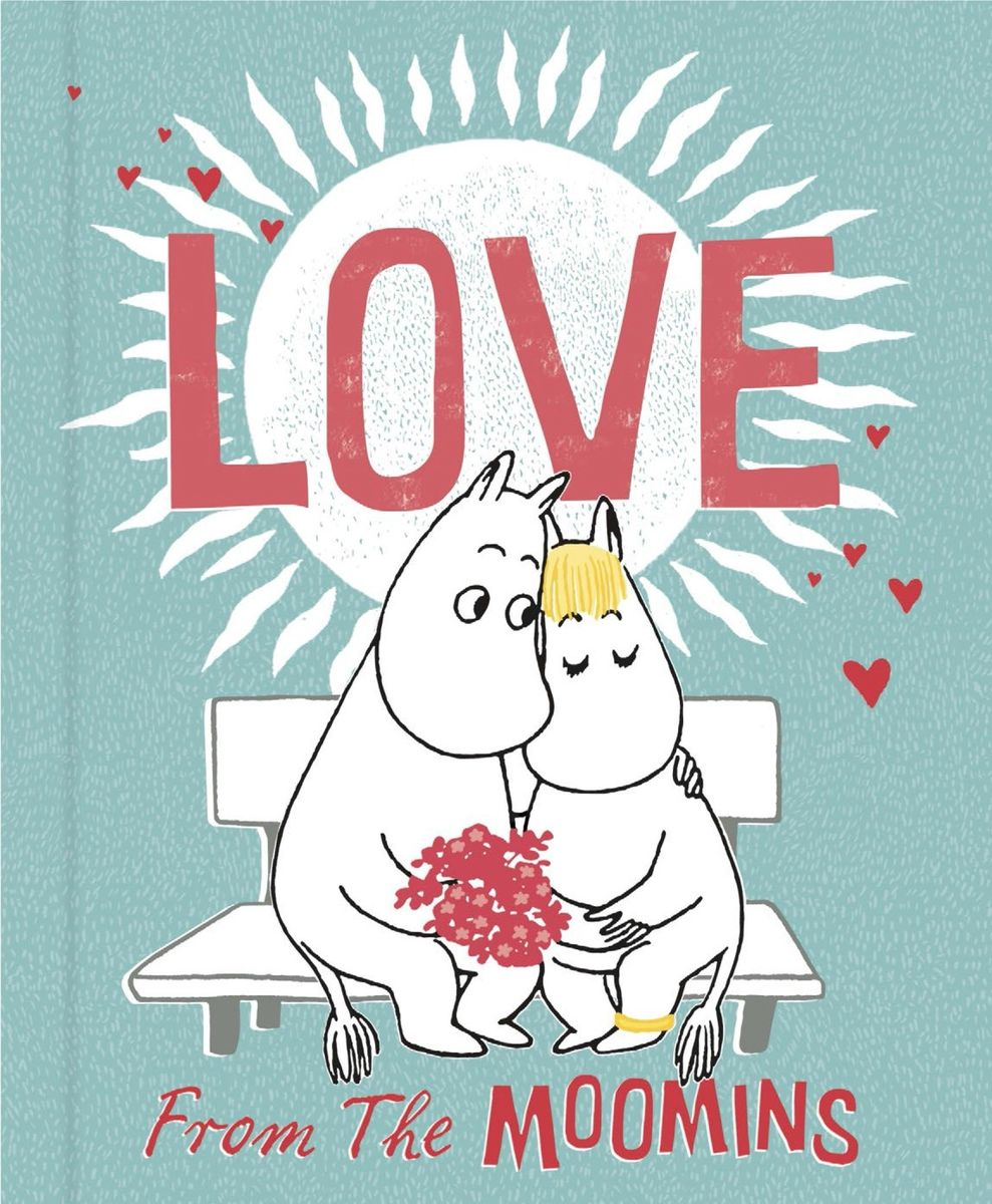Love from the Moomins 26 pcs in one postcard love you from a to z love letter romantic love christmas postcards greeting birthday cards 10 2x14 2cm