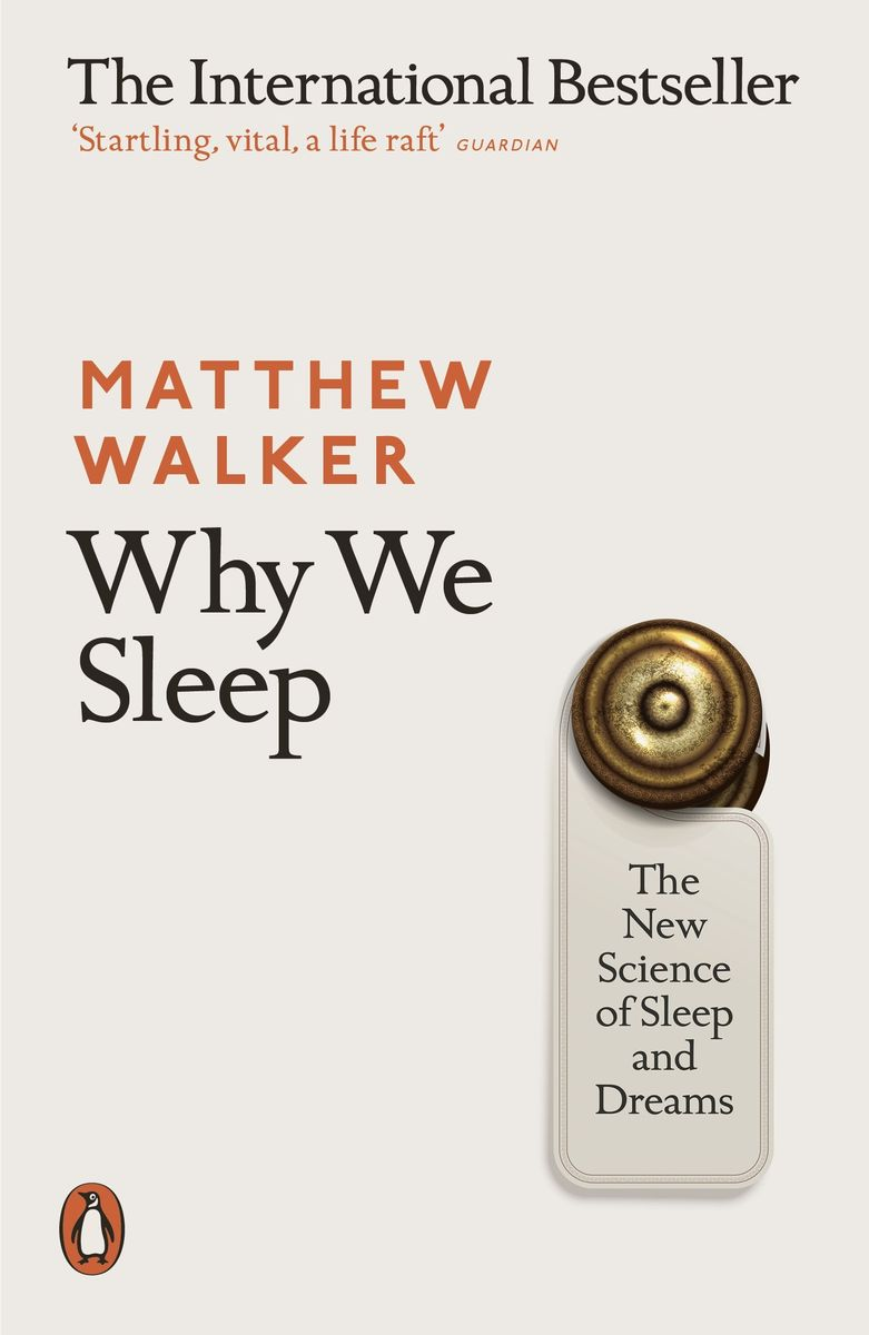 Why We Sleep first we quit our jobs