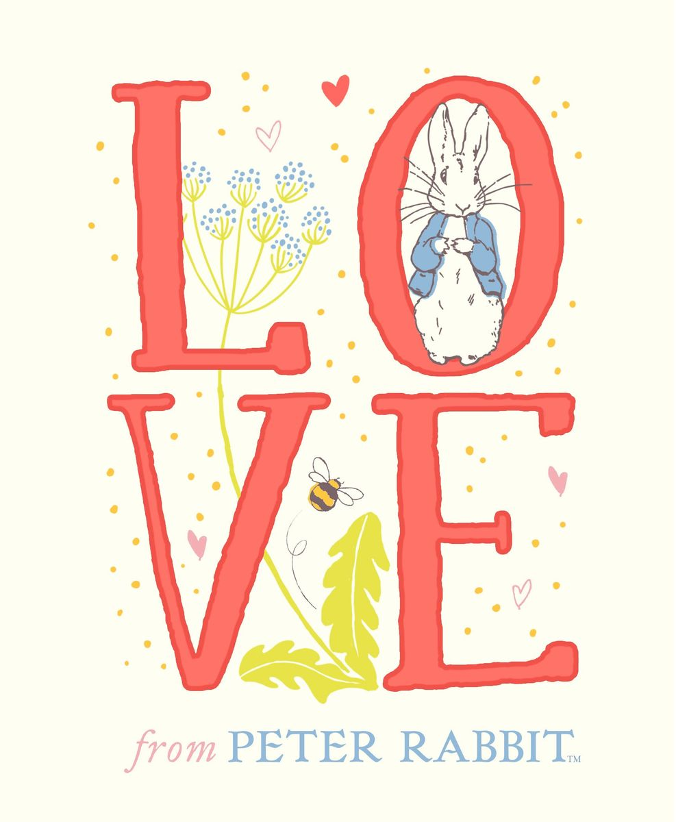 Love From Peter Rabbit 26 pcs in one postcard love you from a to z love letter romantic love christmas postcards greeting birthday cards 10 2x14 2cm