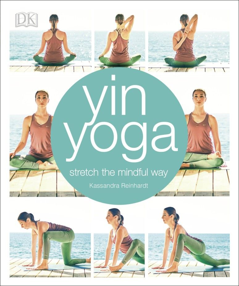 Yin Yoga new hot yin yoga book popular in europe and the united states high end yoga class tutorial essential book for fashion women