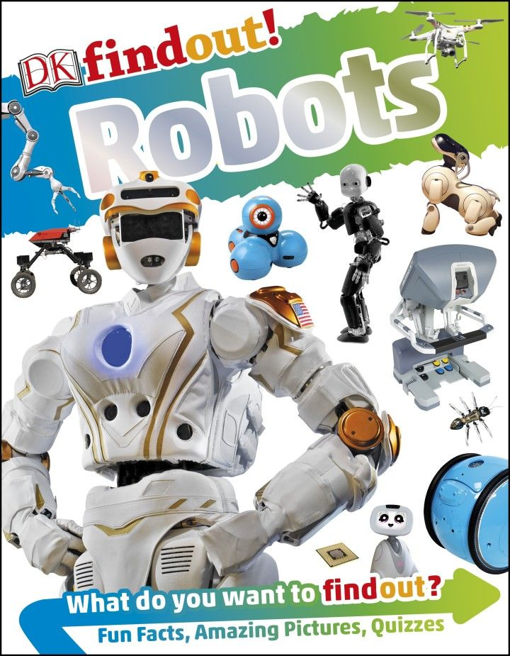 Robots robots and the whole technology story