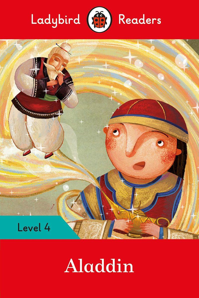 Aladdin: Level 4 алексеева л ред aladdin and the magic lamp