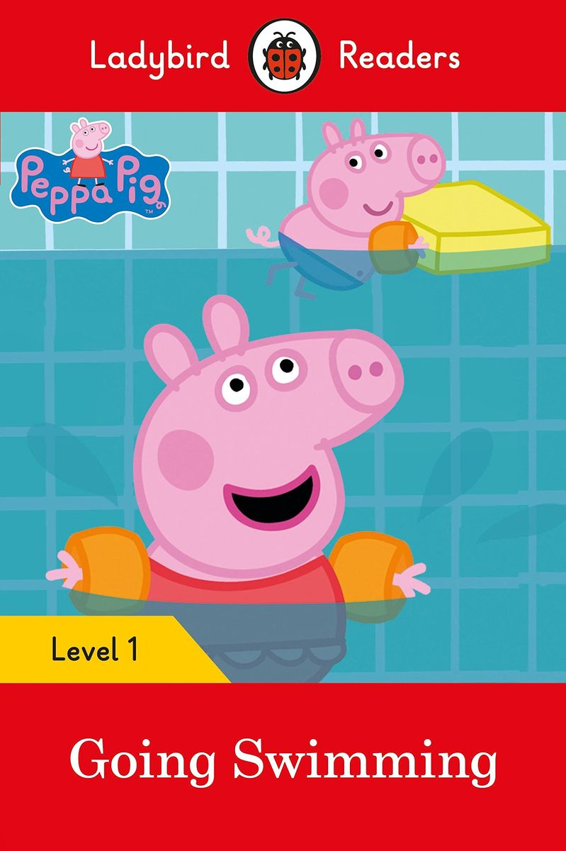 где купить Peppa Pig Going Swimming - Ladybird Readers Level 1 по лучшей цене