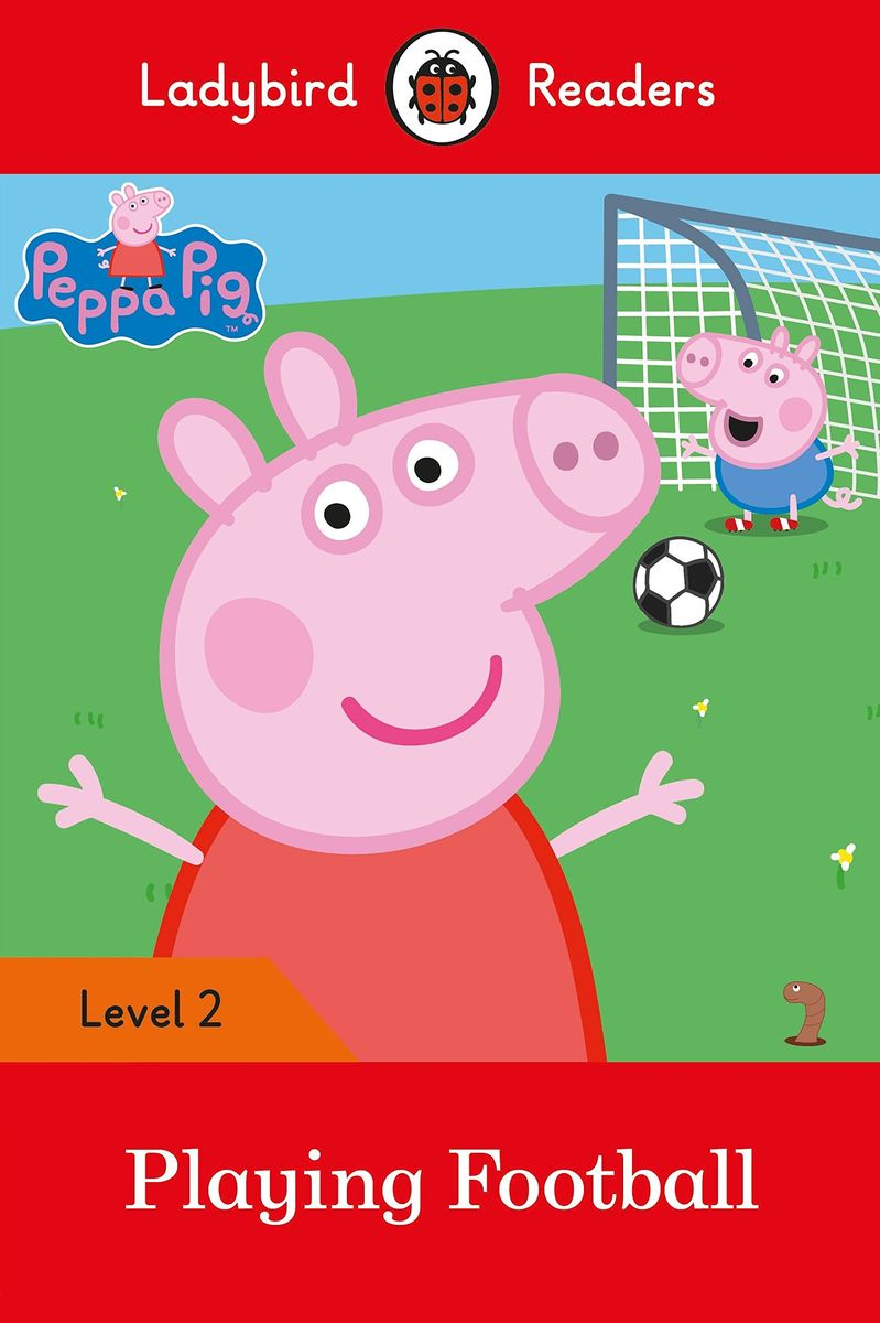 где купить Peppa Pig: Playing Football- Ladybird Readers Level 2 по лучшей цене
