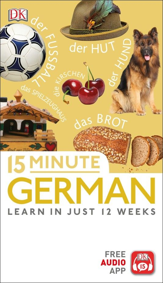 15 Minute German christine romans how to speak money the language and knowledge you need now