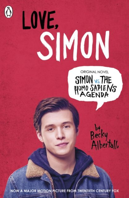 Love, Simon: Simon Vs. The Homo Sapiens Agenda Official Film Tie-in simon s cat vs the world