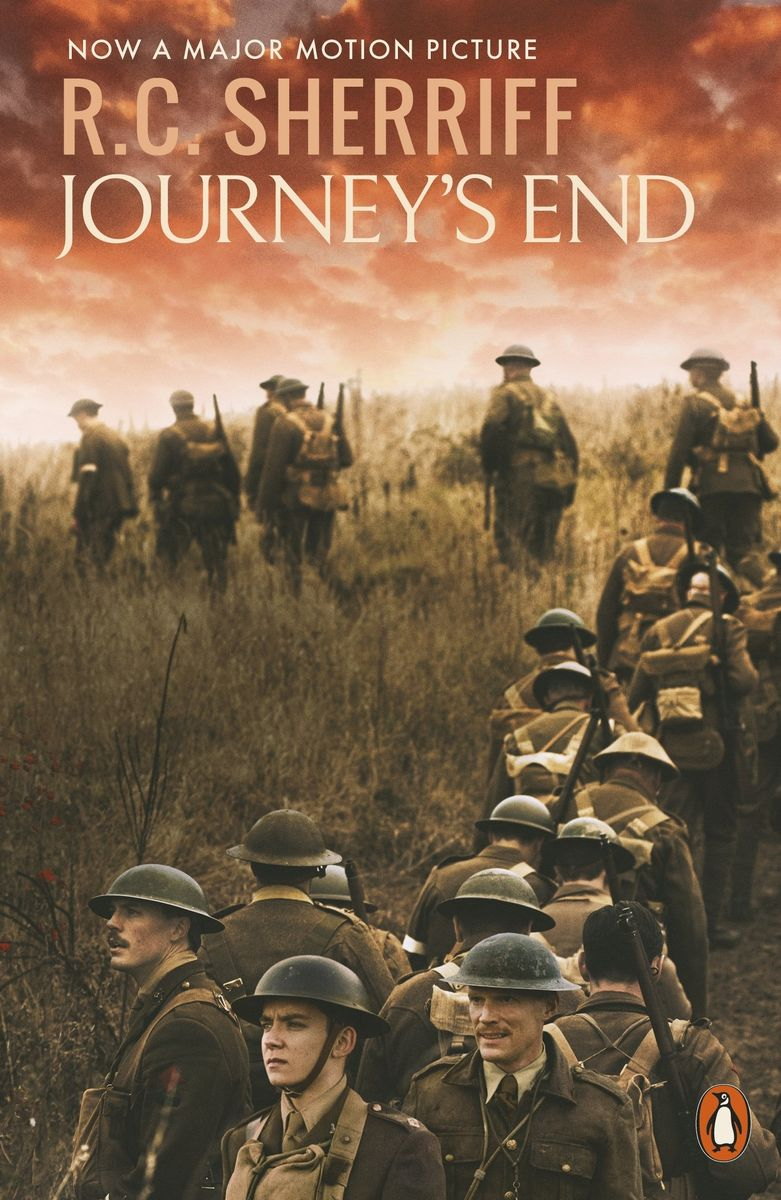 Journey's End (Film Tie-in) bandena tip end band 5 pcs in blister home