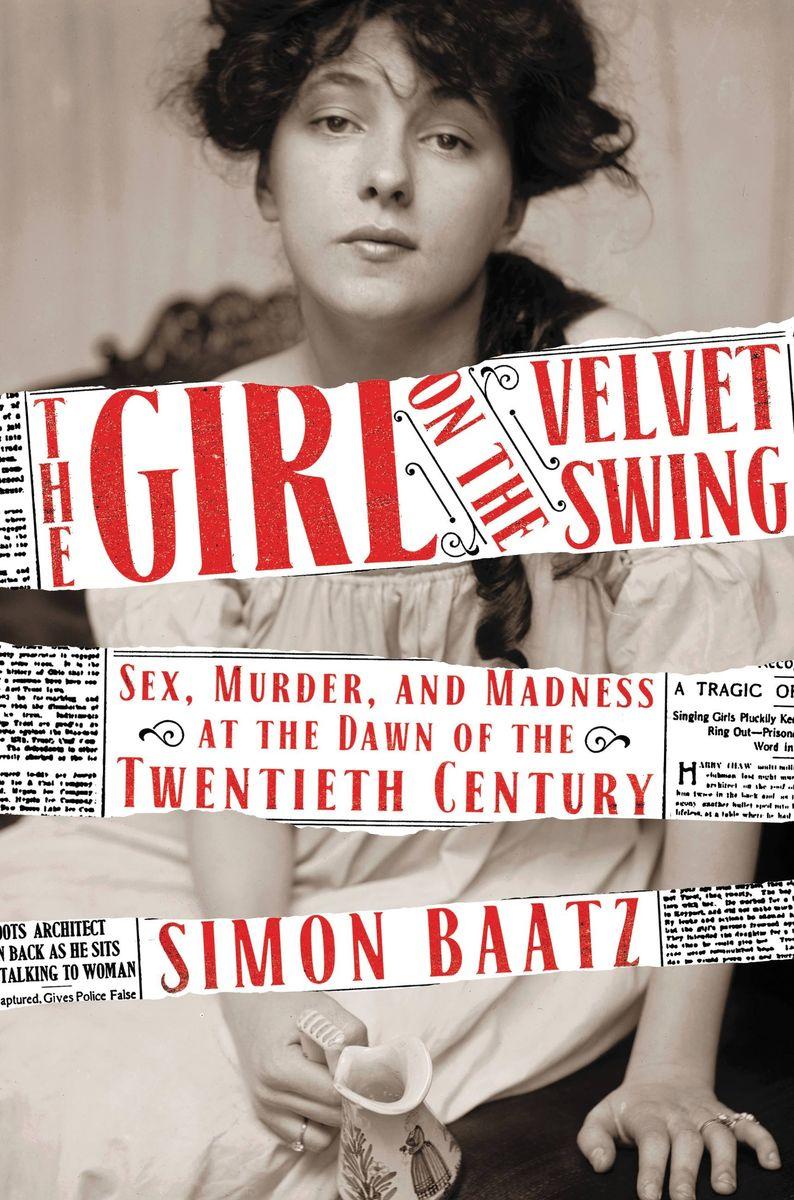 The Girl on the Velvet Swing the white guard