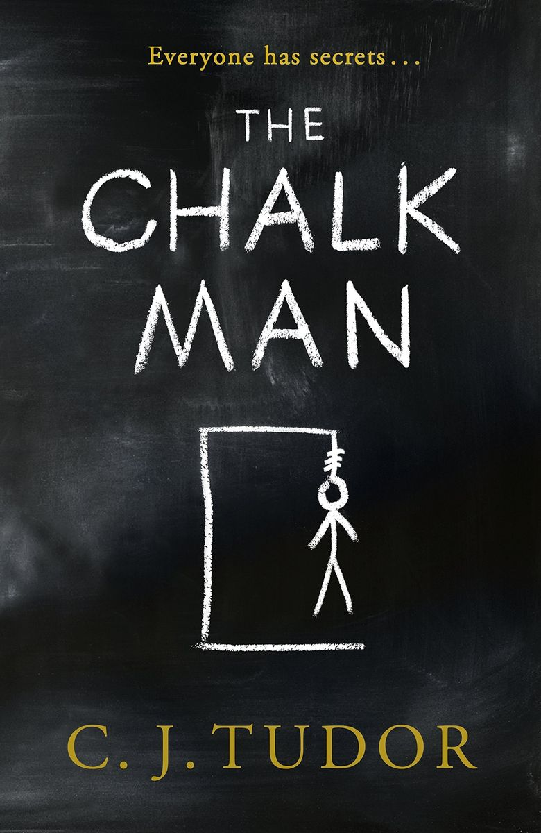 The Chalk Man pin it on