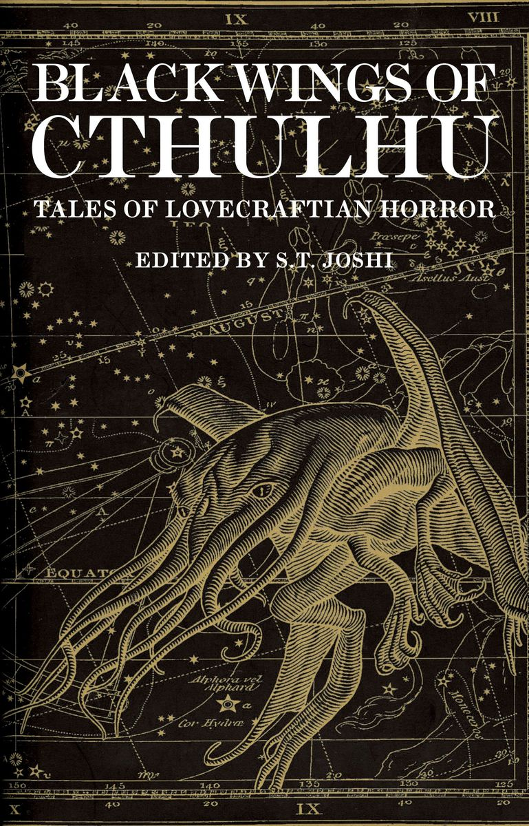 Black Wings of Cthulhu (Volume One) king j r edit short stories on spanish