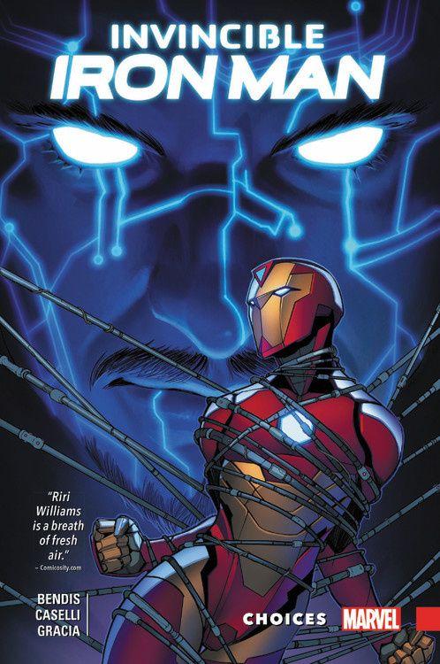 Фото Invincible Iron Man: Ironheart Vol. 2: Choices