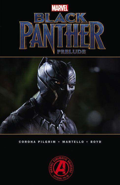 Marvel's Black Panther Prelude collective intelligence mankind s emerging world in cyberspace