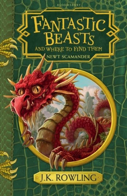Fantastic Beasts and Where to Find Them rowling j fantastic beasts and where to find them the original screenplay