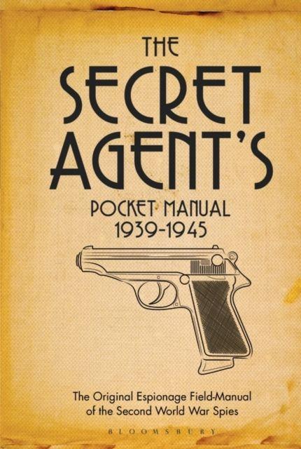 The Secret Agent's Pocket Manual майка классическая printio gears of war 2