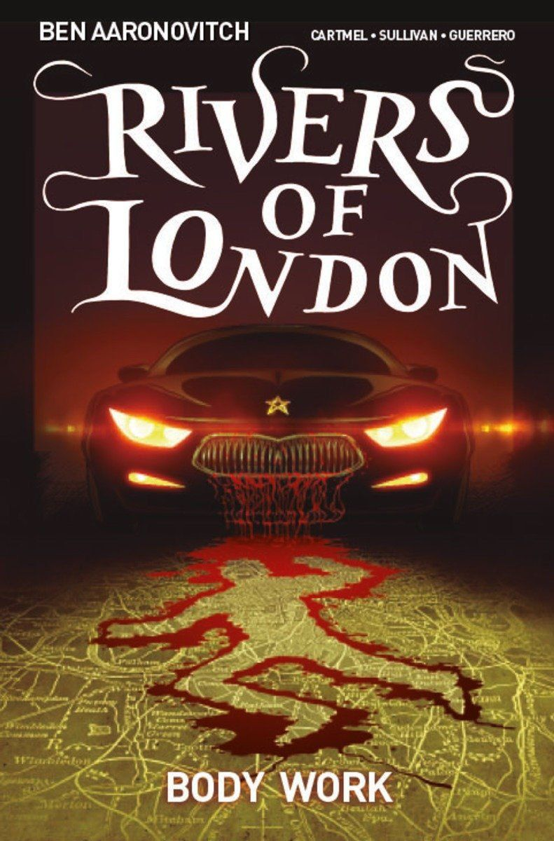 Rivers of London: Volume 1 - Body Work the malloreon volume two