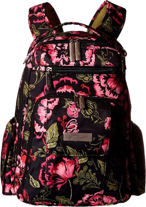 Ju-Ju-Be Рюкзак для мамы Be Right Back цвет розовый черный 12BP01A-5832 сумка для мамы ju ju be be light onyx black beauty