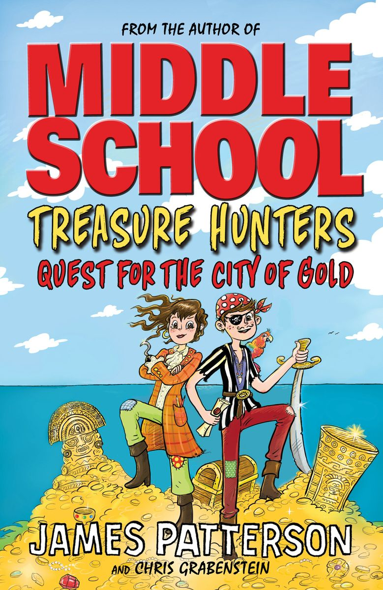 Treasure Hunters: Quest for the City of Gold treasure hunters quest for the city of gold