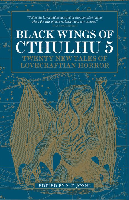 Black Wings of Cthulhu (Volume 5) waugh in abyssinia