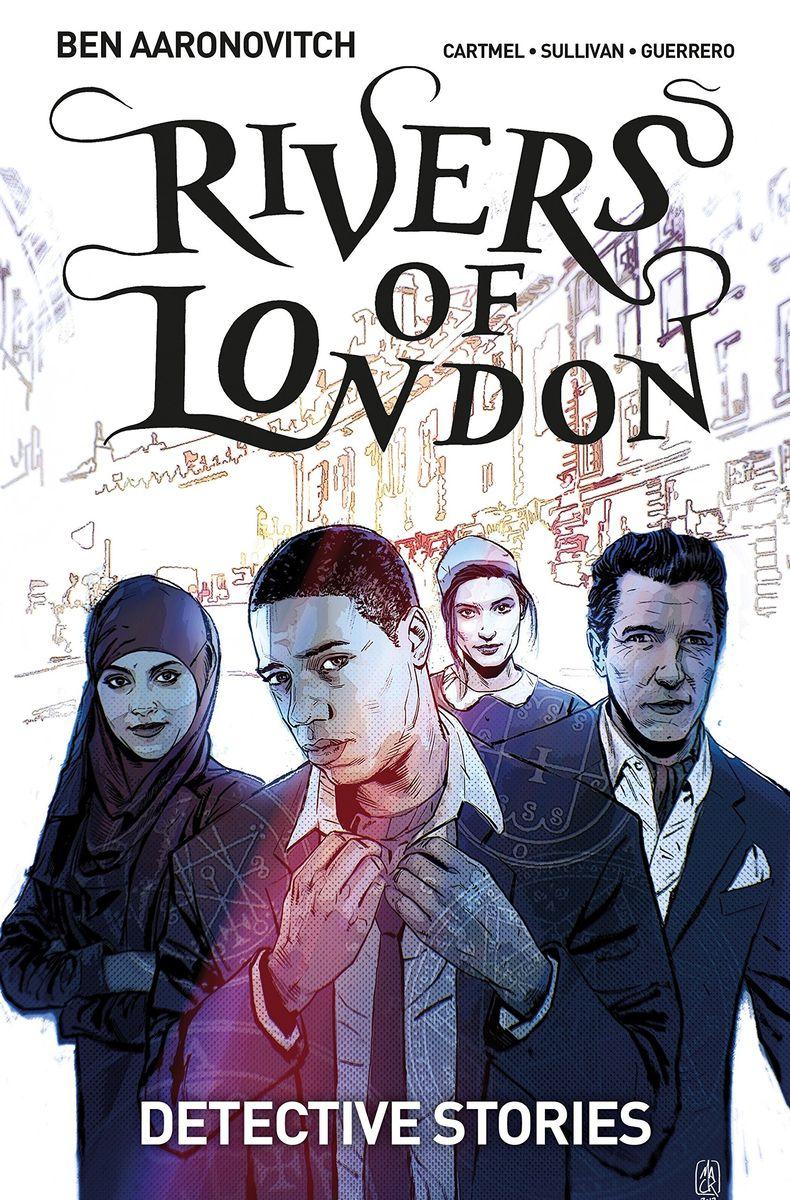 Фото - Rivers of London Volume 4: Detective Stories газонокосилка partner b305cbs
