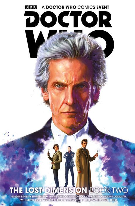 Doctor Who: The Lost Dimension Vol. 2 Collection magrs paul doctor who hornets nest 5 hive of horror