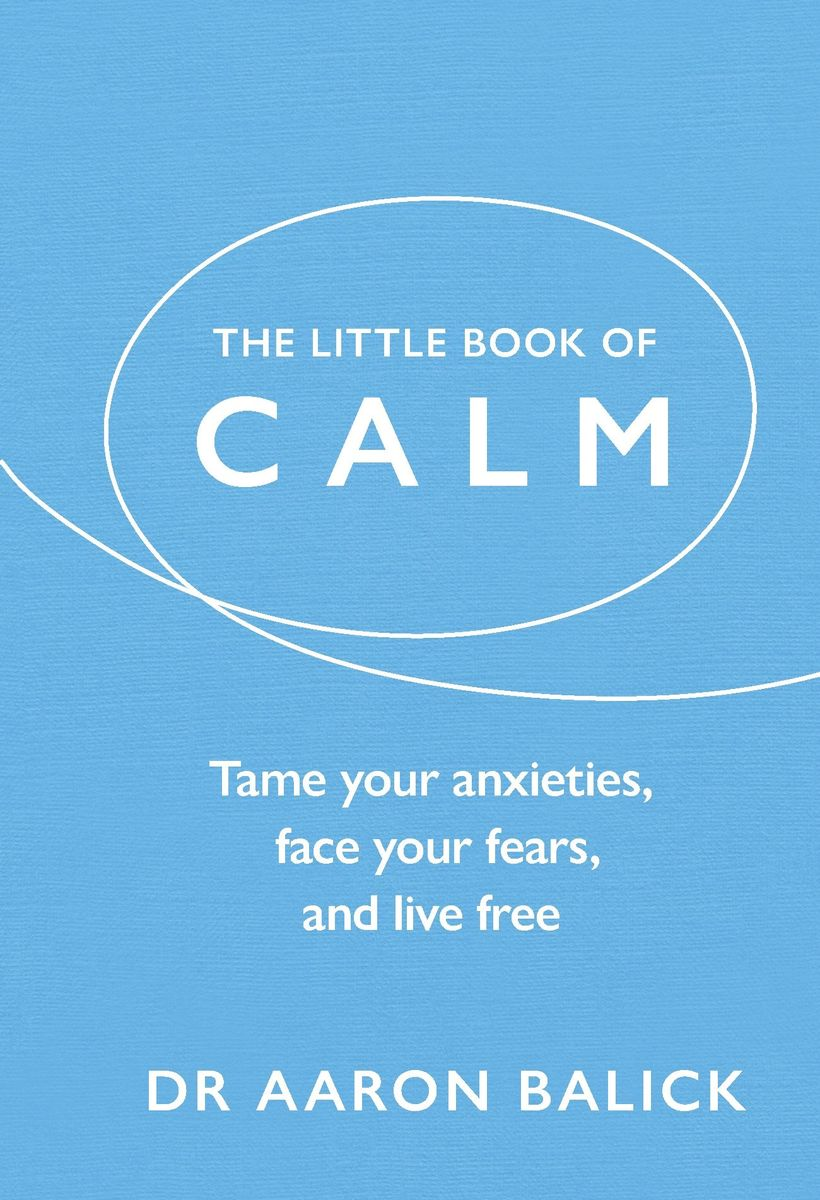 The Little Book of Calm sense and sensibility