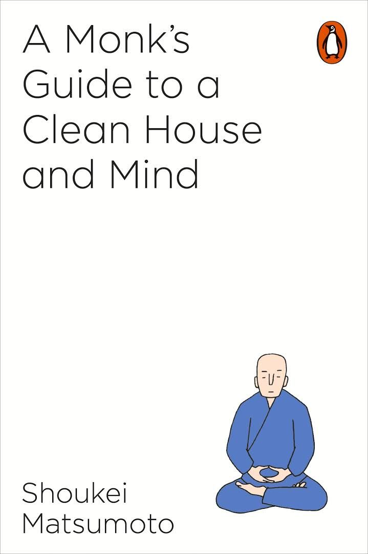 A Monk's Guide to a Clean House and Mind strtg6153 to 220f