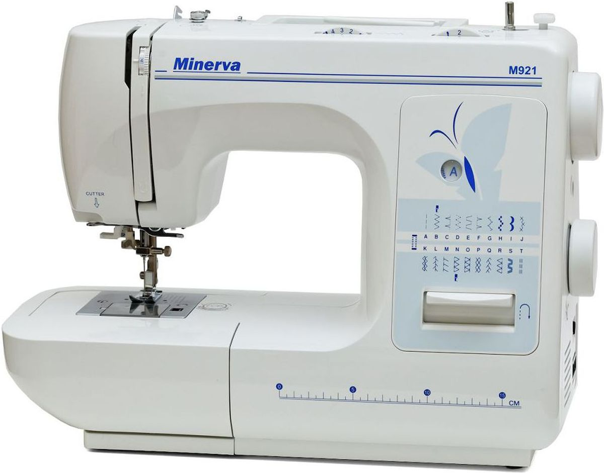 Minerva M921 швейная машина