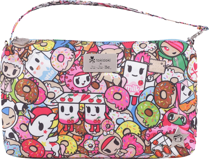 Ju-Ju-Be Сумка для мамы Be Quick цвет розовый 06AA10T-2526 ju ju be bequick hello kitty peek a bow