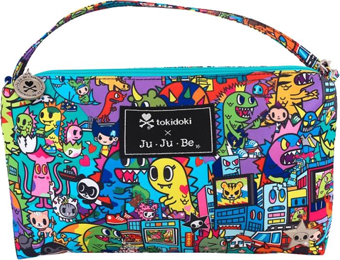 Ju-Ju-Be Сумка для мамы Be Quick цвет синий розовый 06AA10T-8109 сумки для мамы ju ju be сумка для мамы be quick