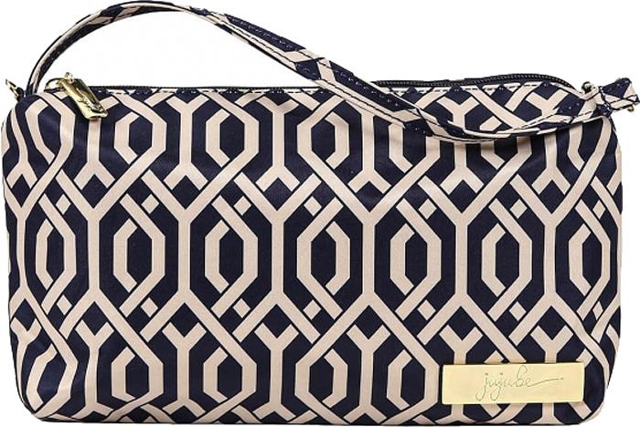 Ju-Ju-Be Сумка для мамы Be Quick цвет синий белый 13AA01L-7096 сумки для мамы ju ju be сумка для мамы be quick
